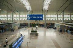 Tan Son Nhat International Airport, Ho Chi Minh Airport, Saigon, Vietnam Images libres de droits