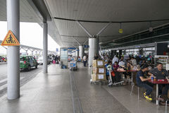 Tan Son Nhat International Airport, Vietnam Photographie stock