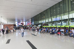 Tan Son Nhat International Airport, Vietnam Photographie stock libre de droits