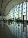 Tan Son Nhat International Airport Vietnam Royaltyfri Bild