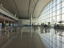 Tan Son Nhat International Airport Vietnam Royaltyfri Fotografi