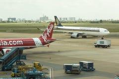 Tan Son Nhat International Airport, Vietnam Stock Photography