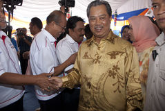 Tan Sri Muhyiddin Yassin, Deputy Prime Minister Royalty Free Stock Image
