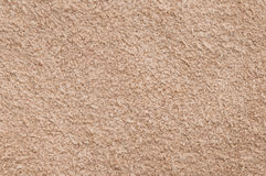 Tan suede. Macro image of beige tan suede leather texture Stock Photography