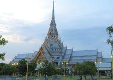 Tan Thorn Temple Fotografía de archivo libre de regalías