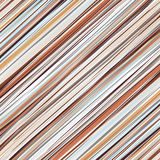 Tan-toned Vertical Striped Pattern. Vector. Brown, Tan and Blue Vertical Striped Pattern Background Royalty Free Stock Photography