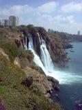 Tana del ¼ della cascata DÃ Fotografie Stock Libere da Diritti