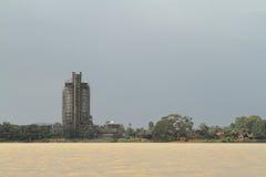 Tana Lake at Bahir Dar in Ethiopia Royalty Free Stock Photography