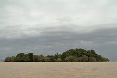 Tana Lake at Bahir Dar in Ethiopia Stock Photo