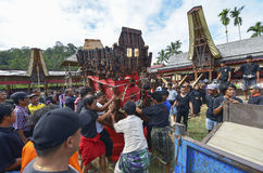Tana Toraja, Sulawesi, Indonesia Stock Photography