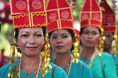Tana Toraja Women Royalty Free Stock Photo