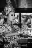 tana tradycyjny tajlandzki fotografia stock