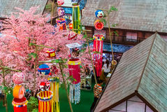 Tanabata节日 免版税库存图片