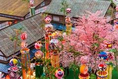 Tanabata节日 免版税图库摄影