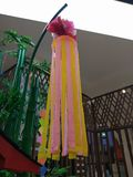 Tanabata decoration. Tanabata festival decoration Royalty Free Stock Images