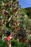 Tanabata festival decoration, Kyoto Japan. Stock Images