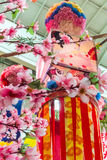 Tanabata Festival. Royalty Free Stock Image