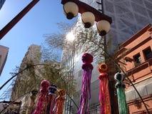 Tanabata Matsuri Foto de archivo libre de regalías