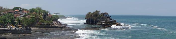 Tanah批次寺庙,巴厘岛,印度尼西亚 库存图片