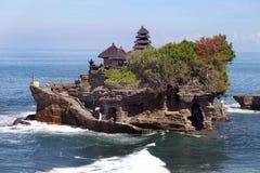 Tanah批次寺庙,巴厘岛,印度尼西亚 库存照片