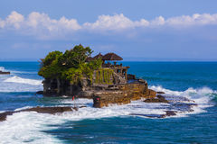 Tanah-Los-Tempel - Bali Indonesien lizenzfreies stockbild