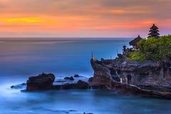 Tanah-Los-Tempel, Beraban, Bali, Indonesien Lizenzfreies Stockbild