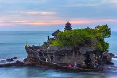 Tanah-Los-Tempel, Beraban, Bali, Indonesien Lizenzfreie Stockbilder