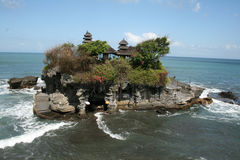 Tanah lot Stock Photo