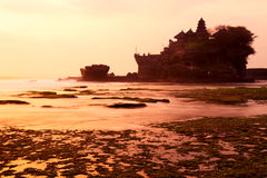 Tanah Lot Stock Photography