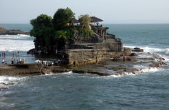 Tanah Lot royalty free stock image