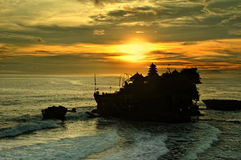 Tanah Lot, Bali Royalty Free Stock Photo