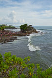 Tanah Lot. Bali by day stock images