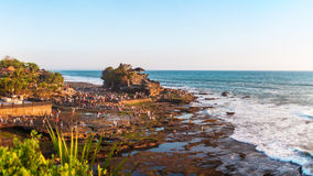 Tanah Lot, Bali, Indonesia Royalty Free Stock Images