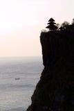 Tanah Lot, Bali Indonesien Stockfotografie