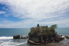 Tanah Lot, Bali Royalty Free Stock Photography