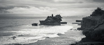 Tanah lot, bali Royalty Free Stock Photos