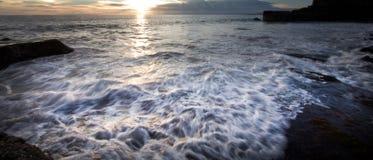 Tanah Lot beach, Bali Royalty Free Stock Photography