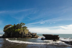 Tanah Lot, Indonesia Stock Photo