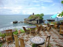 Tanah lot Stock Images