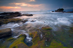 Tanah Lot Stock Image