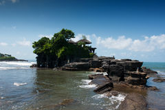 Tanah Lot tamle Royalty Free Stock Images