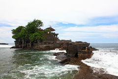 Tanah Lot temple, Bali Stock Images