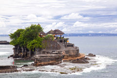 Tanah Lot Temple Bali Royalty Free Stock Photo