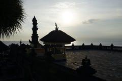 Tanah Lot Temple, Bali, Bali Royalty Free Stock Photography