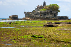 The Tanah Lot Temple, Bali, Indonesia. Stock Photography