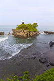 Tanah Lot Temple, Bali, Indonesia royalty free stock photography