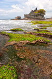 The Tanah Lot Temple, Bali, Indonesia. Royalty Free Stock Images