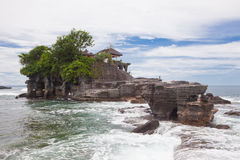 Tanah Lot Temple Bali Indonesia Stock Photo
