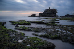 Tanah lot temple. Bali Indonesia Stock Image