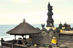 Tanah lot temple on Bali Royalty Free Stock Photo